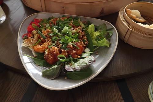 Thai-Chili-Garnelen (als zusätzliche Vorspeise)