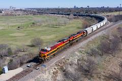 KCSM 4884 - Plano Texas