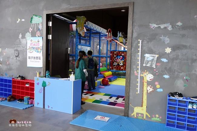 奇麗灣珍奶文化館 宜蘭親子景點 觀光工廠 燈泡珍珠奶茶 DIY 綠建築 (10)