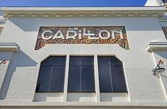L'ancien cinéma Le Carillon (Saint-Quentin, France)