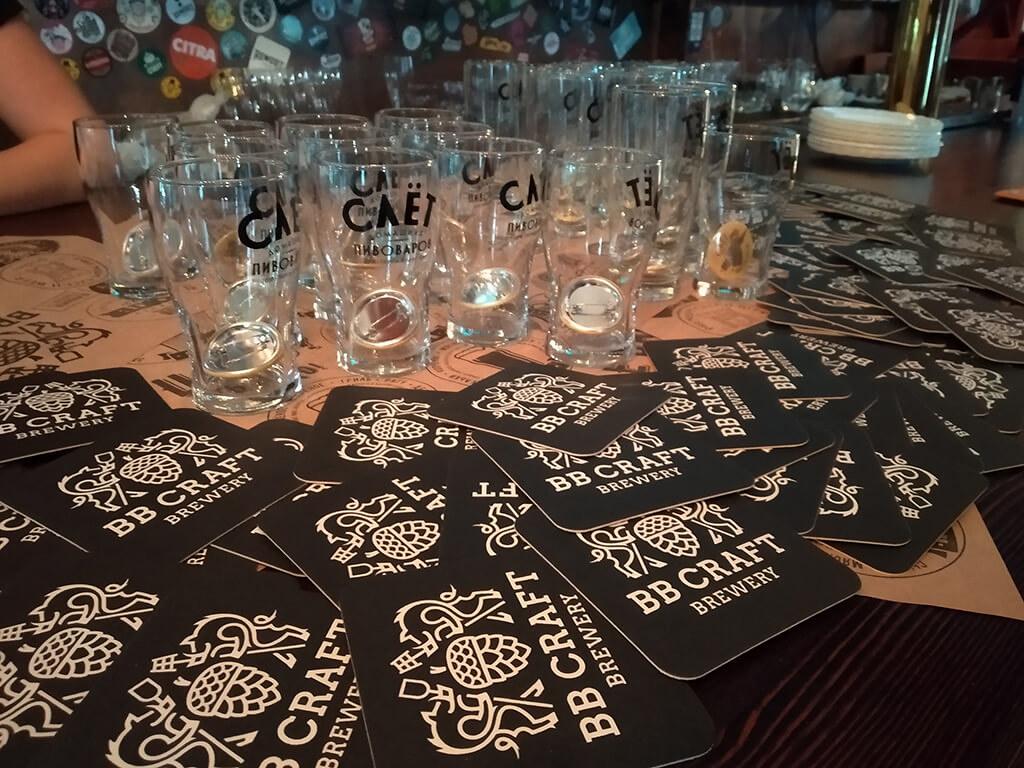 В Вятке прошел первый слет домашних пивоваров
