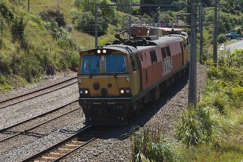 Train 225 at Taihape
