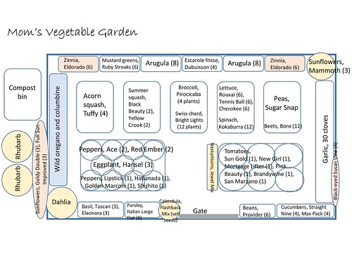 Microsoft PowerPoint - 2019 vegetable garden plans V2.pptx