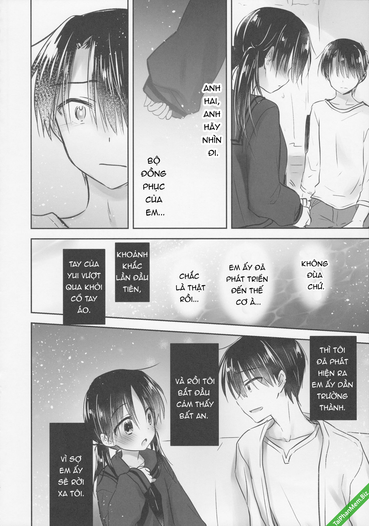 HentaiVN.net - Ảnh 16 - Omocha Sex - Chap 5