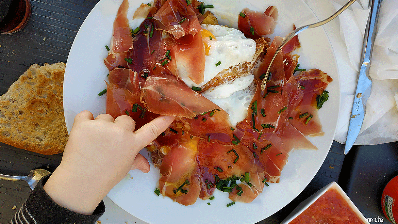 dónde comer en Vilafamés Castellón