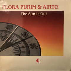 FLORA PURIM & AIRTO:THE SUN IS OUT(JACKET A)