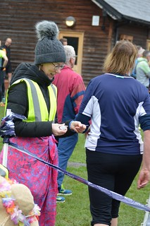 Rickmansworth Parkrun 19/1/19