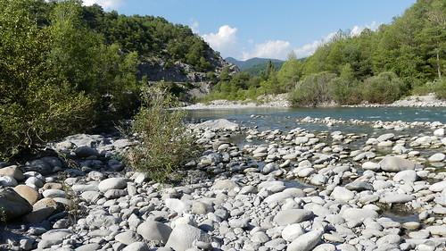 In der Nähe von Escalona in Aragonien