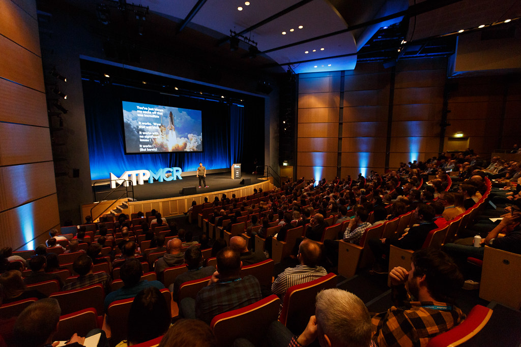 MTP Engage Manchester 2019