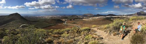 Wanderung Aldea Blanca nach San Miguel