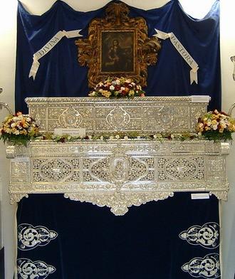 Actos y cultos de la Hermandad de la Divina Pastora   Año II 47141111661_9b4bbcb517