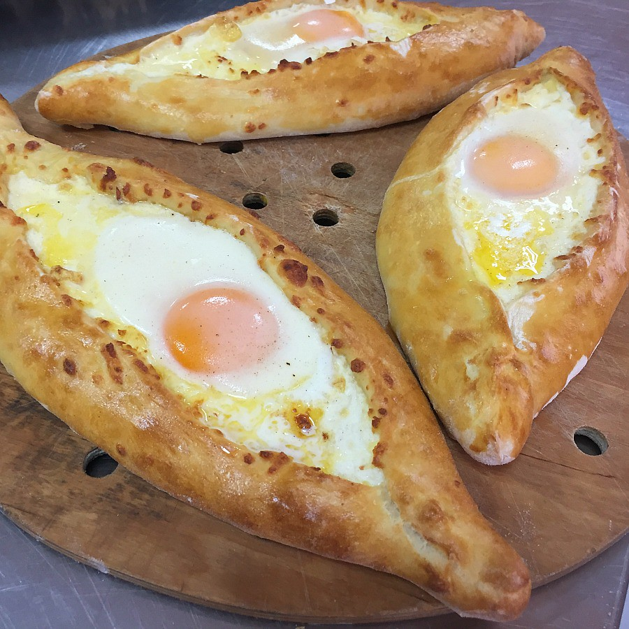 Things to do in Tbilisi - Eat khachapuri