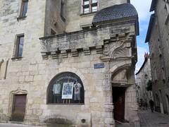 Périgueux, Old shop in the historic city center - - Photo of Périgueux