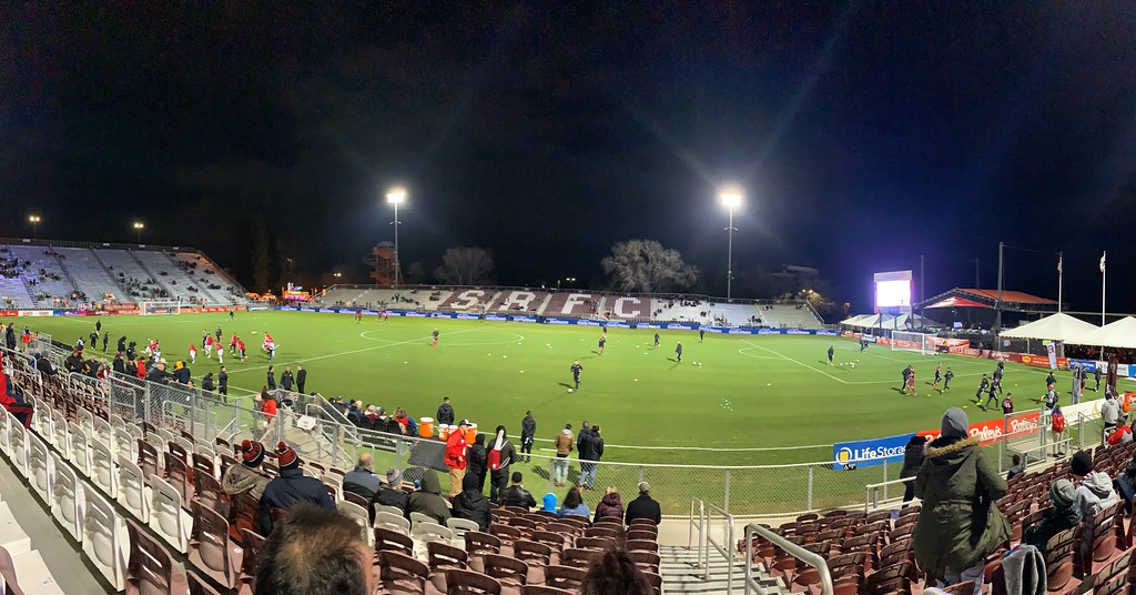 Our view for the Republic FC season opener