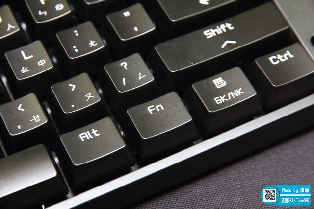 MK6S機械式鍵盤