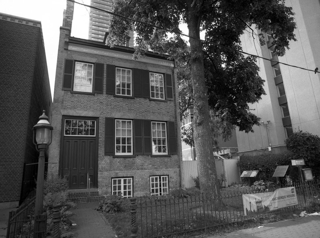 Project:1867 - William Lyon MacKenzie