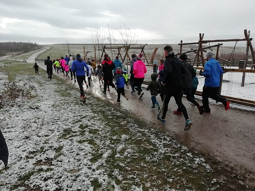 Gedling junior parkrun 10th March 2019