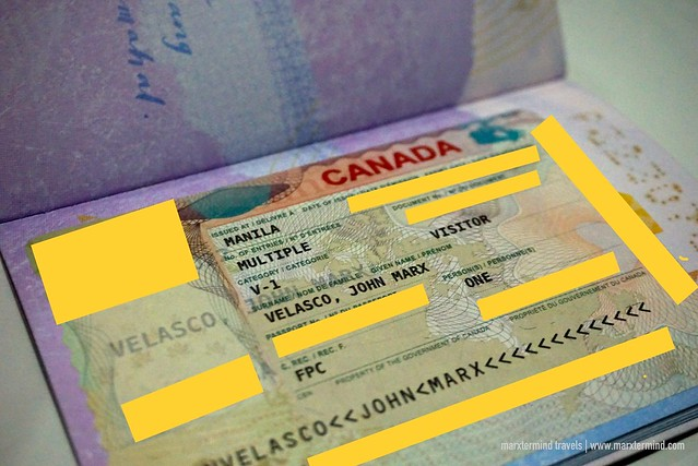 Canada Multiple-entry Visitor Visa