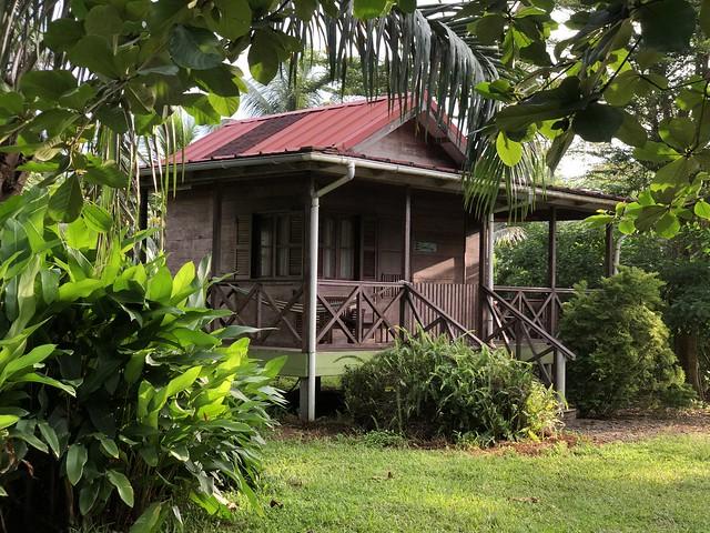 Cabaña del Praia Inhame eco lodge (Santo Tomé y Príncipe)