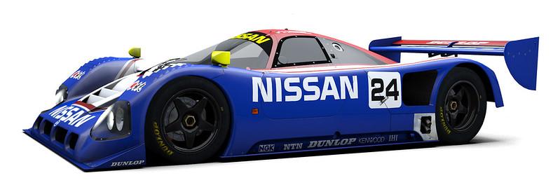 Nissan Grc