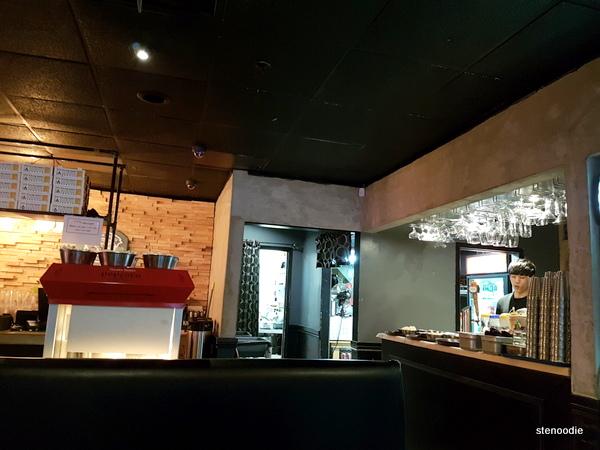 MyMy Chicken Yonge and Sheppard interior