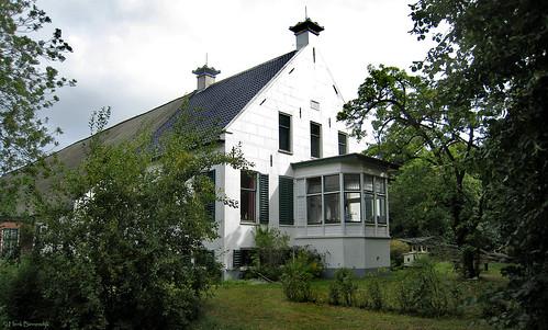 Groningen: Bokum, boerderij Oud-Bokum