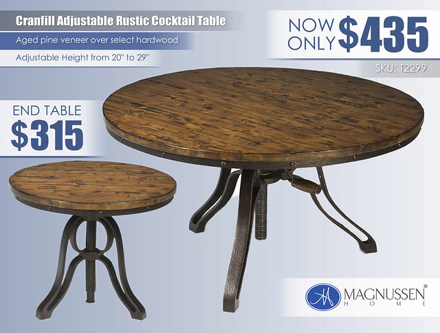 Cranfill Table Collection_T2299