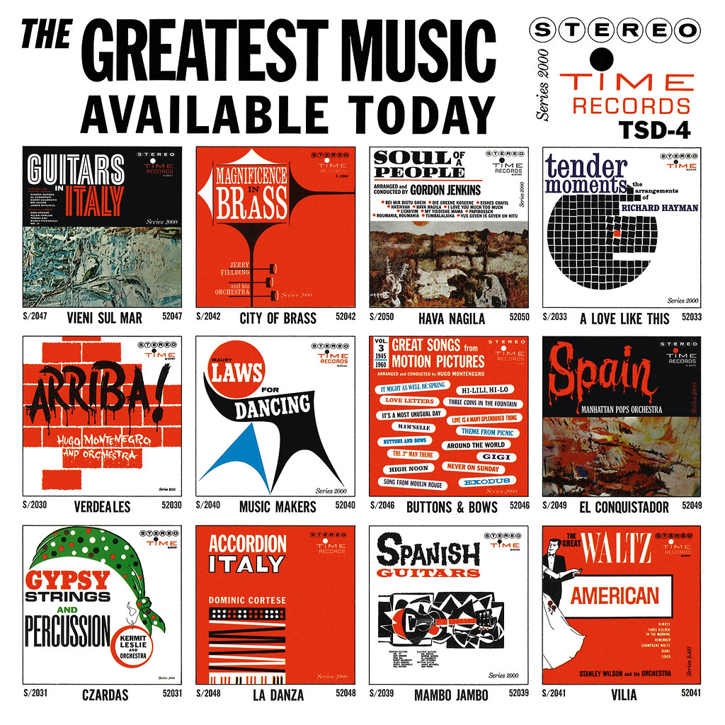Various Artists - Greatest Music Available Today
