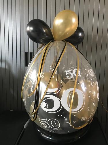 Kadoballon 50