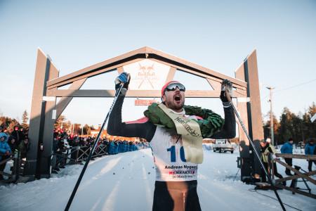 Nygaard ukořistil hattrick na 220 km závodě