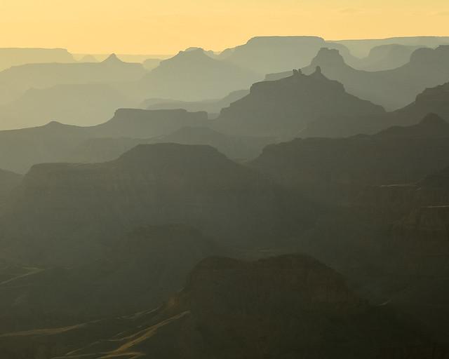 Gran Cañón desde el Navajo Point