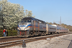 2011-04-14 1809 MARC 18 on P877 Brunswick, MD