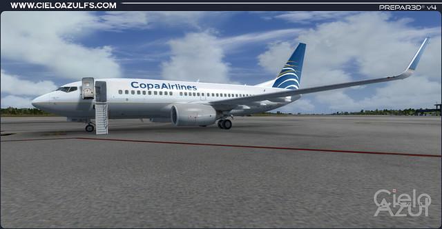 Copa Airlines (HP-1376CMP & HP-1521CMP) v1.1