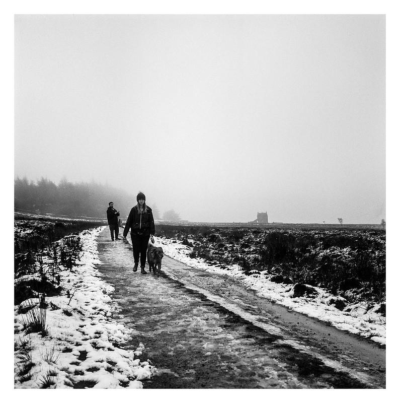 FILM - Winter walkers