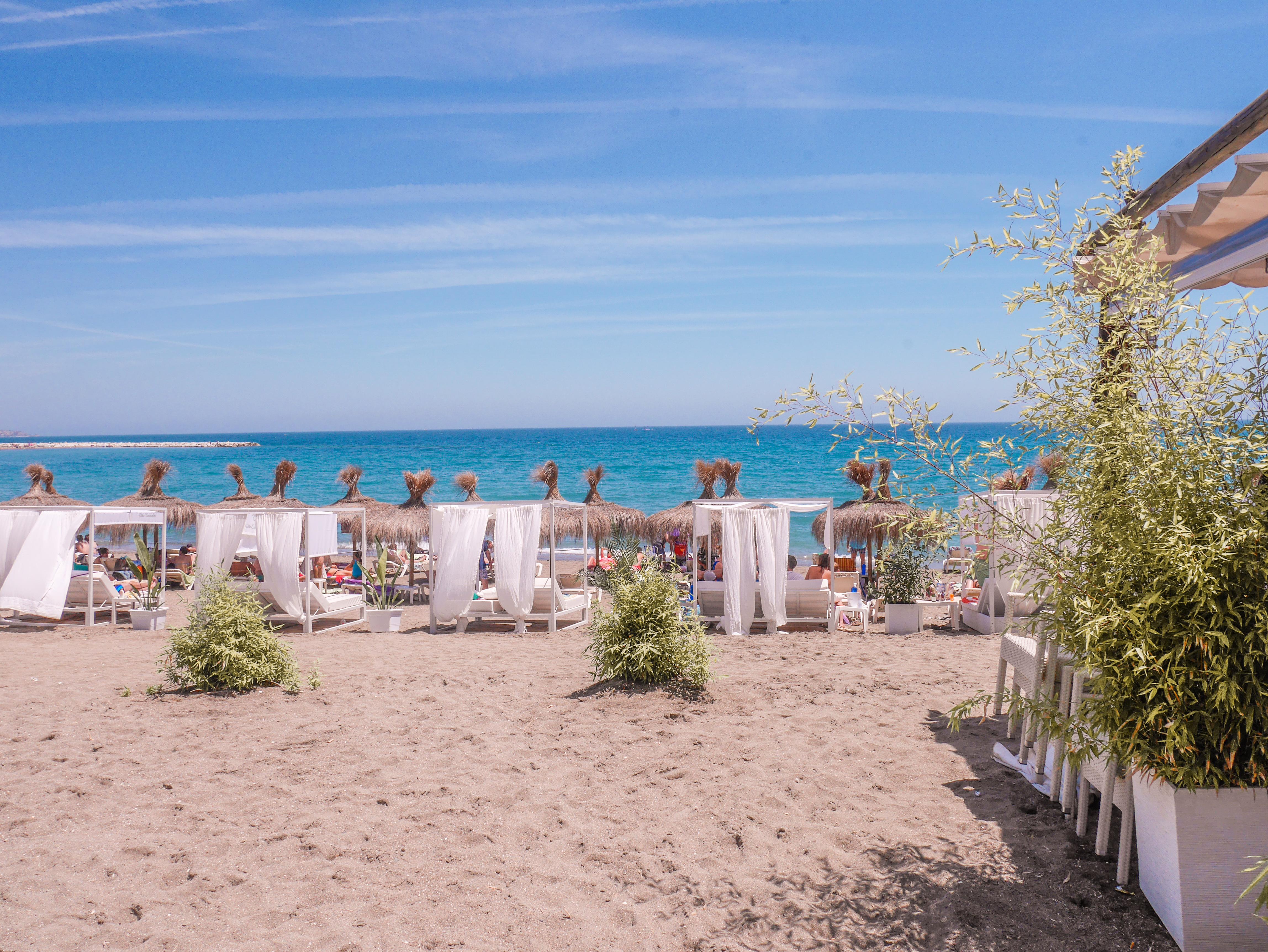 Malaga rannat kokemuksia