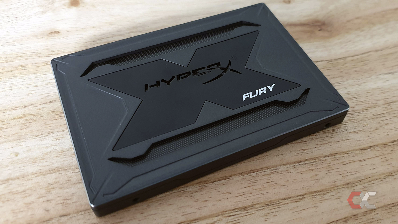 HyperX Fury RGB 240 GB Overcluster Foto 4