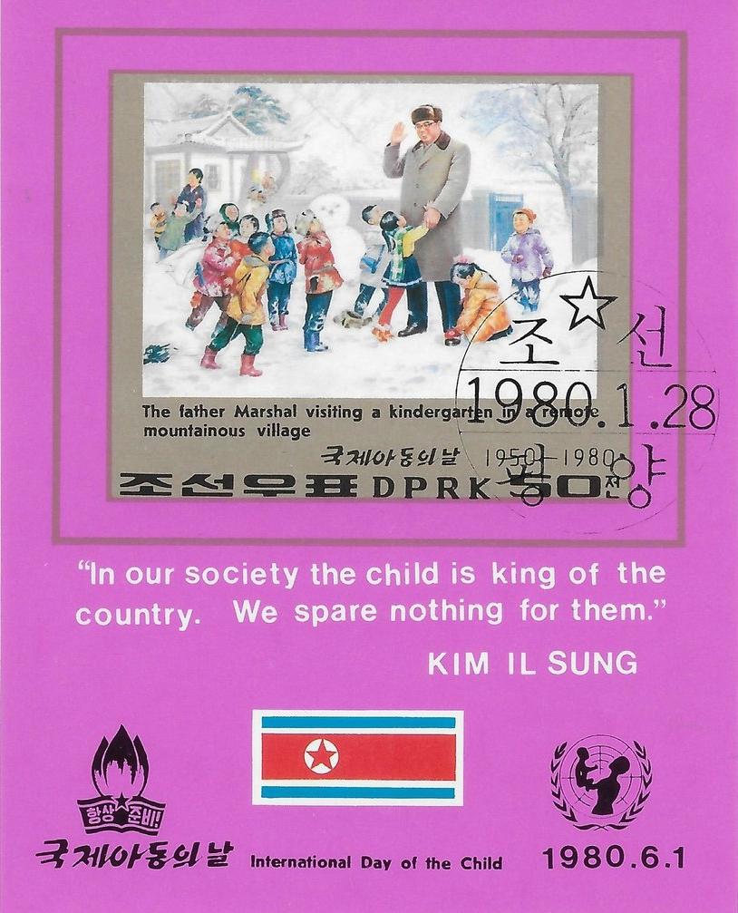 Democratic People's Republic of Korea - Scott