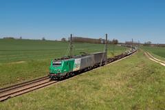 Autoroute sur rails