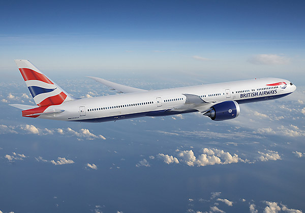 British Airways B777-9 (Boeing)