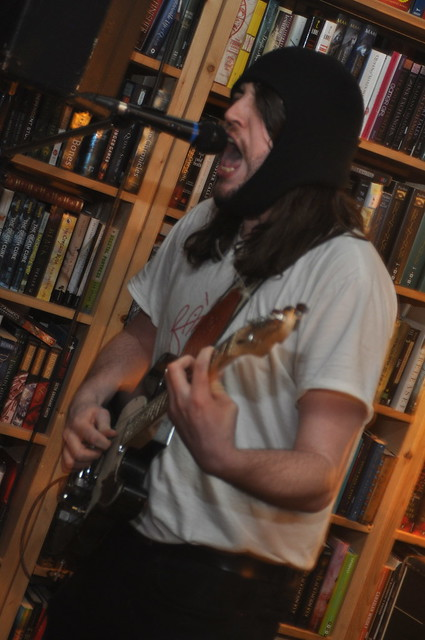 The Thrill at Black Squirrel Books