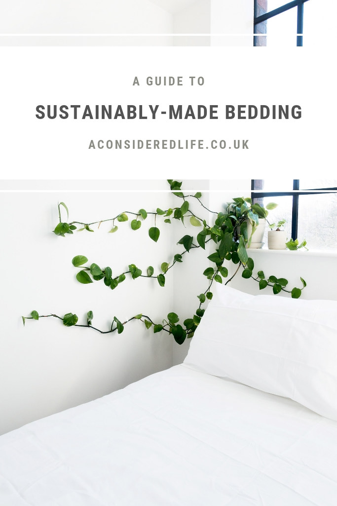 Sustainable and Eco-Friendly Bedding
