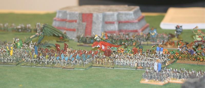 [4000 - Orcs+HL vs Khemri] La bataille des pyramides noires 32439626827_0e8fab8402_c
