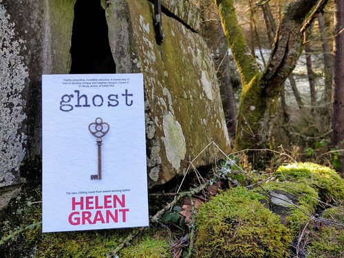 Helen Grant, Ghost