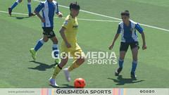Infantiles. Villarreal CF 4-0 Hércules CF (13/04/2019), Jorge Sastriques