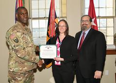RDECOM Civilian Service Award Ceremony Feb 2019