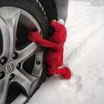 Elmo's gonna eat a car!!