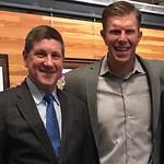 Admedus President and CEO Wayne Paterson and Matt-St. Paul, Minnesota