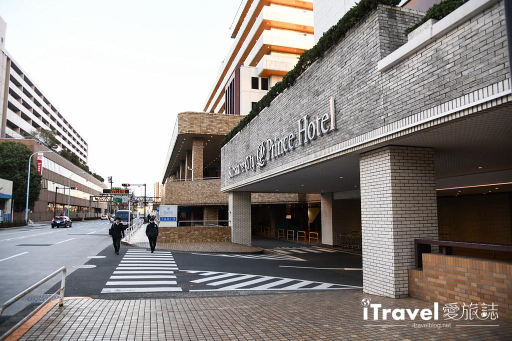 池袋太阳城王子大饭店 Sunshine City Prince Hotel Ikebukuro Tokyo (3)