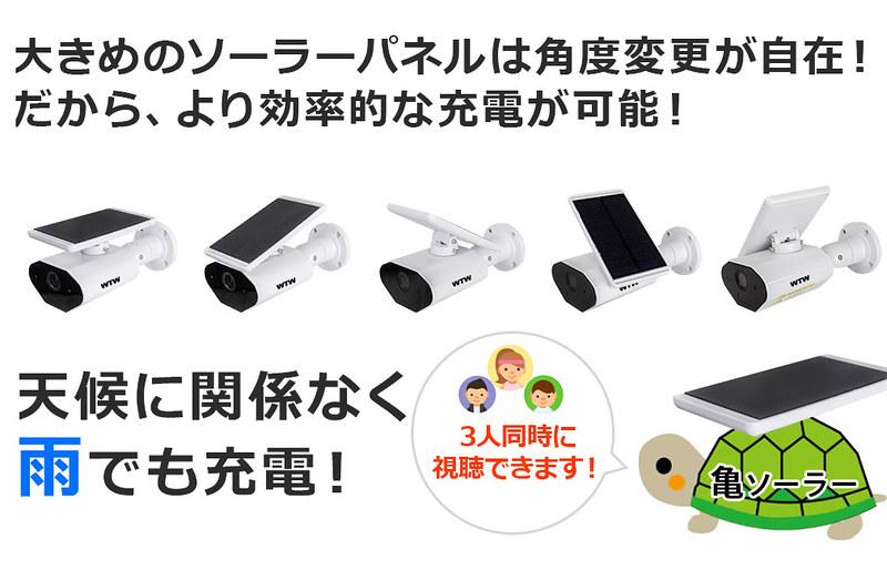 塚本無線 亀ソーラー (3)