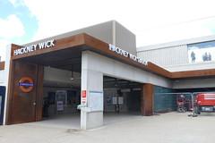 Hackney Wick Train Station
